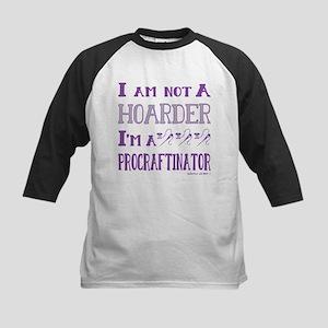 Procraftinator Crafts Baseball Jersey