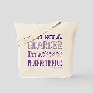 Procraftinator Crafts Tote Bag