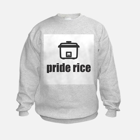 """Pride Rice"" [Light] Sweatshirt"