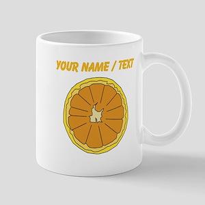 Custom Grapefruit Mugs
