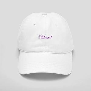 Purple Believe Cap