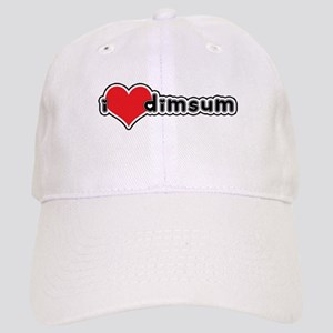 """""""I Love Dim Sum"""" Cap"""