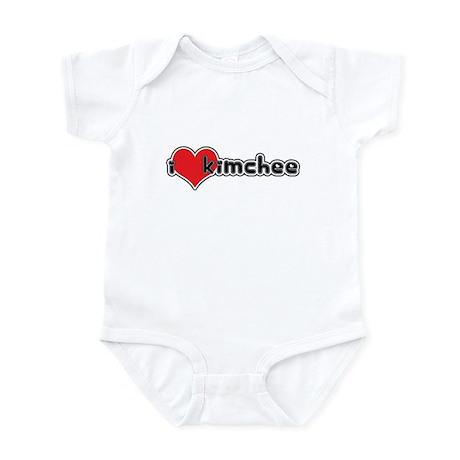 """I Love Kimchee"" Infant Bodysuit"