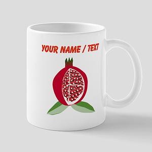 Custom Pomegranate Mugs