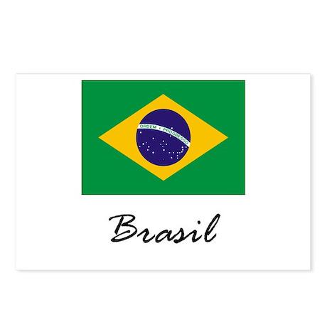 Brasil Postcards (Package of 8)