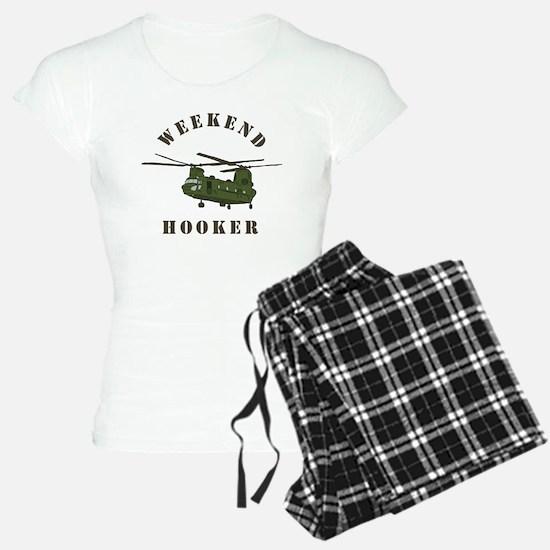 Weekend Hooker Pajamas