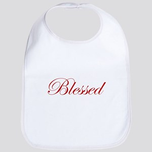 Red Blessed Bib
