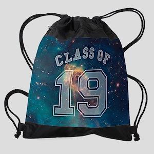 Class of 19 Space Drawstring Bag