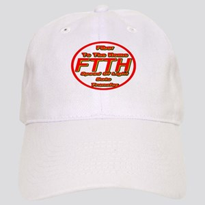 FTTH (Fiber to the Home) Baseball Cap