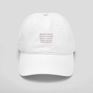 Latin Woodchuck Cap
