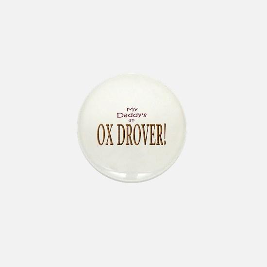 Ox Drover Mini Button