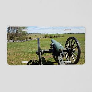 Seminary Ridge Gettysburg Aluminum License Plate