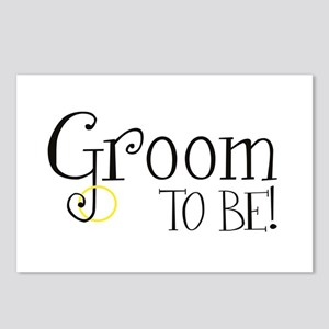 Groom To Be Postcards (Package of 8)