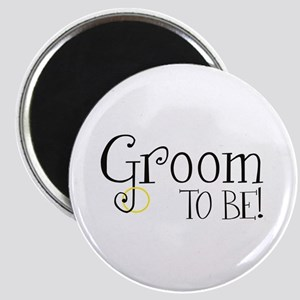 Groom To Be Magnet
