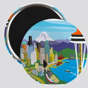 Space Needle Magnets