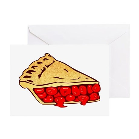 Cherry Pie Greeting Cards (Pk of 10)