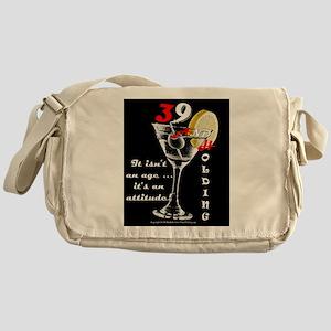 39+ with Attitude! Messenger Bag