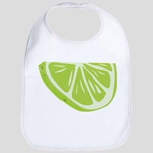 Lime Slice Bib