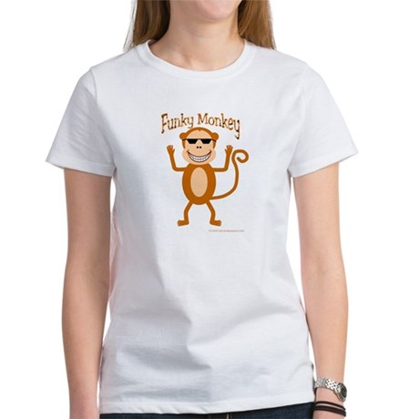 Funky Monkey Women's T-Shirt