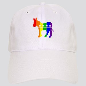Democratic Pride Cap