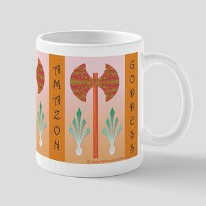 Amazon Goddess Labyris Mug