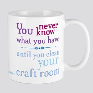 Clean your craft room Mugs