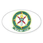 VAW 115 Sentinels Oval Sticker