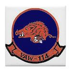 VAW 114 Hormel Hogs Tile Coaster