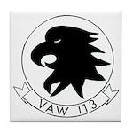 VAW 113 Black Eagles Tile Coaster
