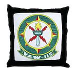 VAW 115 Sentinels Throw Pillow