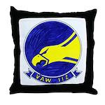VAW 112 Golden Hawks Throw Pillow