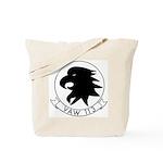 VAW 113 Black Eagles Tote Bag