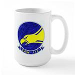 VAW 112 Golden Hawks Large Mug