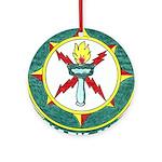 VAW 115 Sentinels Ornament (Round)