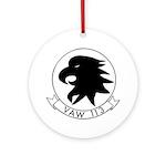 VAW 113 Black Eagles Ornament (Round)