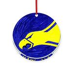 VAW 112 Golden Hawks Ornament (Round)