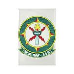 VAW 115 Sentinels Rectangle Magnet