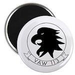 VAW 113 Black Eagles Magnet