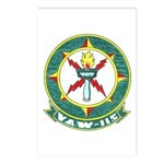VAW 115 Sentinels Postcards (Package of 8)