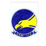 VAW 112 Golden Hawks Postcards (Package of 8)