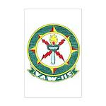 VAW 115 Sentinels Mini Poster Print