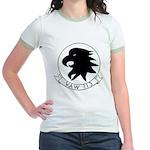VAW 113 Black Eagles Jr. Ringer T-Shirt