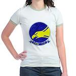 VAW 112 Golden Hawks Jr. Ringer T-Shirt