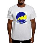 VAW 112 Golden Hawks Ash Grey T-Shirt
