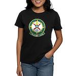 VAW 115 Sentinels Women's Dark T-Shirt