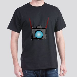 WTD: Camera On Dark T-Shirt