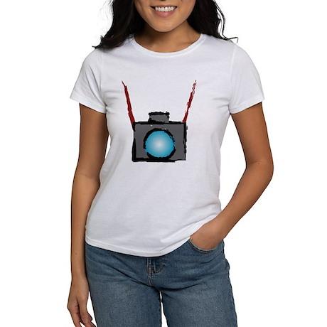WTD: Camera On Women's T-Shirt