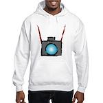 WTD: Camera On Hooded Sweatshirt