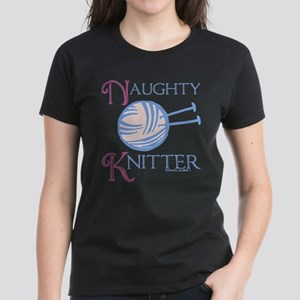 Naughty Knitter T-Shirt