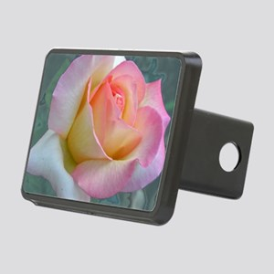 SOFTLY ROSE Rectangular Hitch Cover